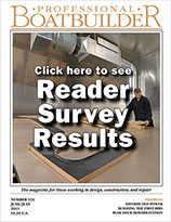 Reader Survey for Professional BoatBuilder magazine