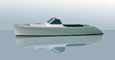 St Josephs Sound Launch, ProBoat Design Challenger winner