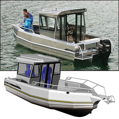 Stabicraft aluminum boats