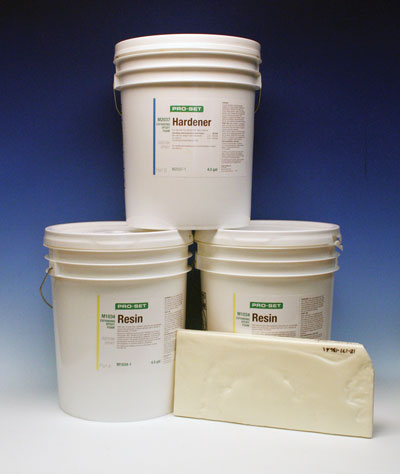PRO-SET two-part epoxy foam