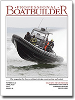 Table of Contents, Issue 142, Professional BoatBuilder magazine