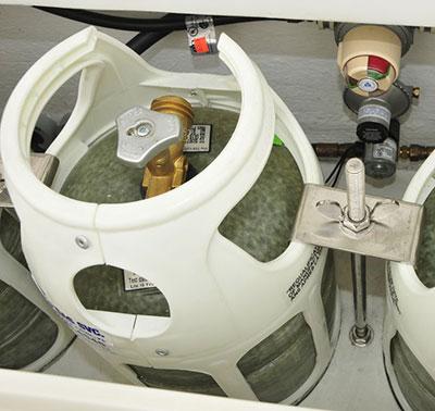 Fiberglass Tank