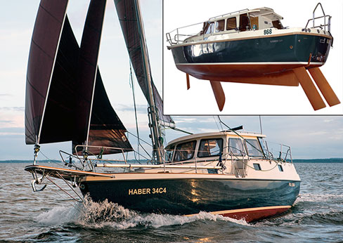 The Harber 34C4