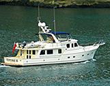 Taiwanese-built Fleming yacht