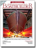 Professional BoatBuider 151 cover