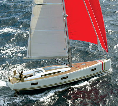 AP Yacht Conception sailing yacht