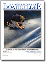 Professional BoatBuilder cover 153
