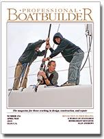 Professional BoatBuilder cover 154