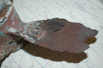 propeller corrosion