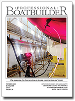 Professional BoatBuilder cover 155