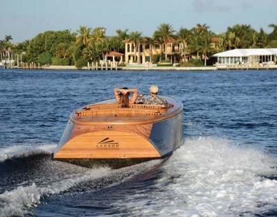 Elektra Six-2 hull