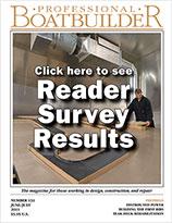 Reader Survey for Professional BoatBuilder magazine