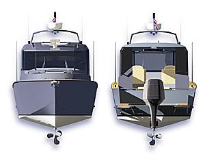 Silver Arrow 860, ProBoat Design Challenger winner