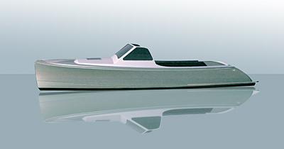 St Josephs Sound Launch, ProBoat Design Challenger winner
