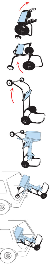 Motor carrier illustration