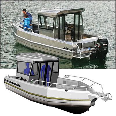 Stabicraft aluminum boats