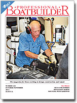 Professional BoatBuilder magazine cover