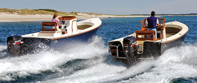 Haber Yachts powerboats