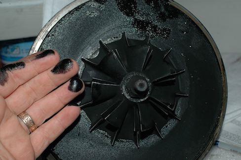 turbine wheel